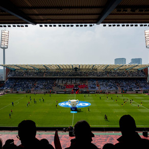 GROUND // Koning Boudewijnstadion/Stade Roi Baudouin - KBVB