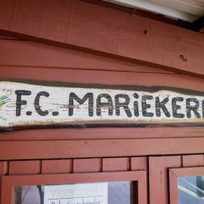 GROUND // De Witte Molen - FC Scheldezonen Mariekerke-Branst