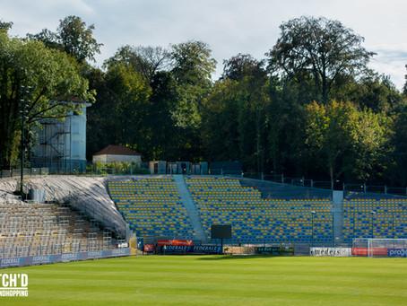 GROUND // Stade Joseph Marien - Royale Union Saint-Gilloise