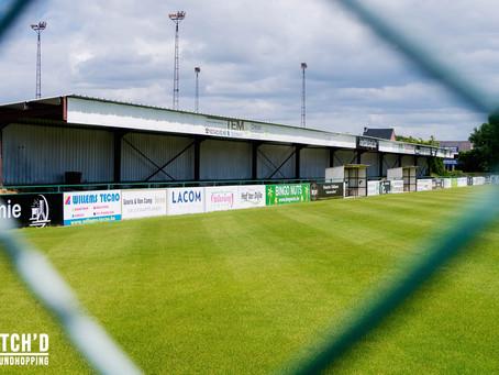 GROUND // Gemeentelijk Stadion De Zeype - Sporting Kampenhout