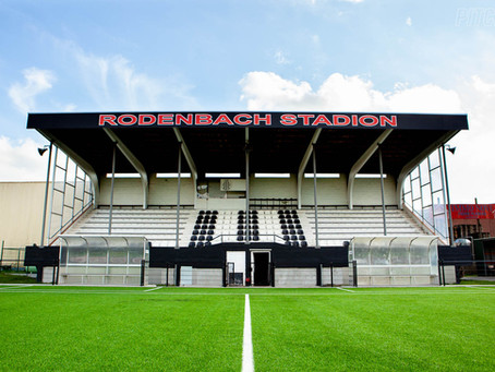 GROUND // Rodenbachstadion - Club Roeselare