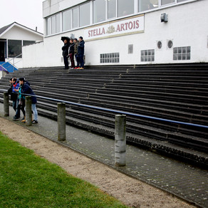 GROUND // Ros Beiaardstadion - KAV Dendermonde