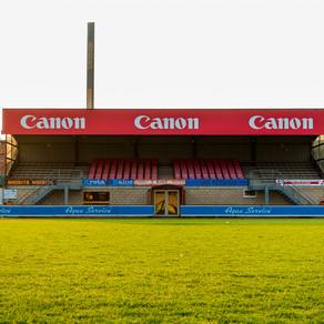 GROUND // Bellekouterstadion - FC Eendracht Hekelgem