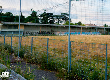 GROUND // Stade Raymond Bonnardel - USJOA (lost ground) (France)