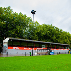 GROUND // Sportpark Spoordijk - FC Tilburg (The Netherlands)