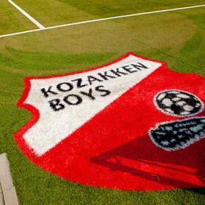 GROUND // Sportpark de Zwaaier - Sportvereniging Kozakken Boys (The Netherlands)