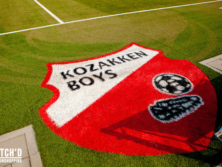 GROUND // Sportpark de Zwaaier - Sportvereniging Kozakken Boys (The Netherlands)