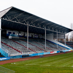 GROUND // Stadion am Schloss Strünkede - SC Westfalen 04 e.V. Herne (Germany)