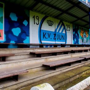 GROUND // Georges Bosmansstadion - KV Zuun