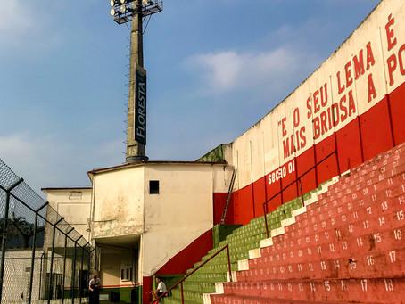 GROUND // Estadio Ulrico Mursa - Associaçao Atlética Portuguesa (Brazil)