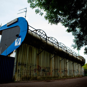 GROUND // Stade Barbet – RLC Hornu