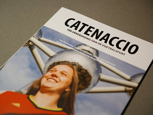 Catenaccio Magazine #4