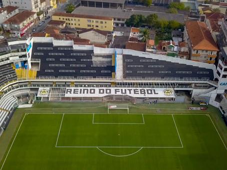 GROUND // Estadio Urbano Caldeira - Santos FC (Brazil)