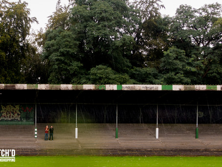 GROUND // De Wageningse Berg - FC Wageningen (lost ground, Netherlands)