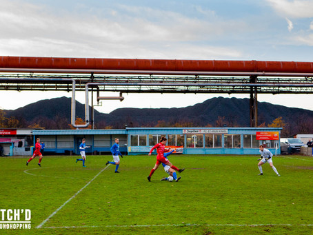GROUND // SIDMAR Post 4 - FC Sint-Kruis-Winkel
