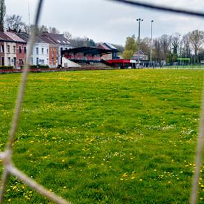 GROUND // Stade de la Malaise - AS Morlanwelz (lost ground)