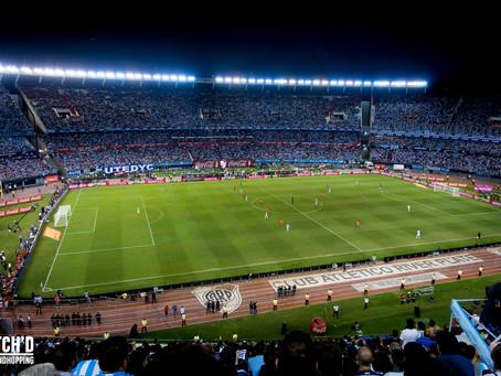 GROUND // Estadio Monumental Antonio Vespucio Liberti - CA River Plate (Argentina)