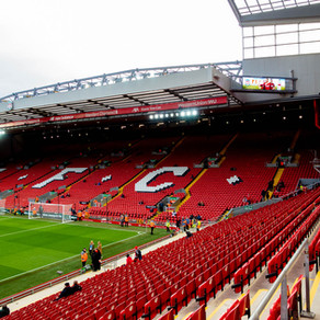GROUND // Anfield - Liverpool FC (England)