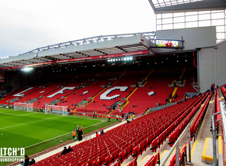 GROUND // Anfield - Liverpool FC (England)