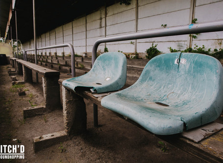 GROUND // Heirbaan - Sporting Burcht FC