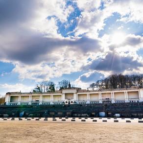 GROUND // Esplanade de la Citadelle de Namur - Excelsior Sporting Club Namur (lost ground)