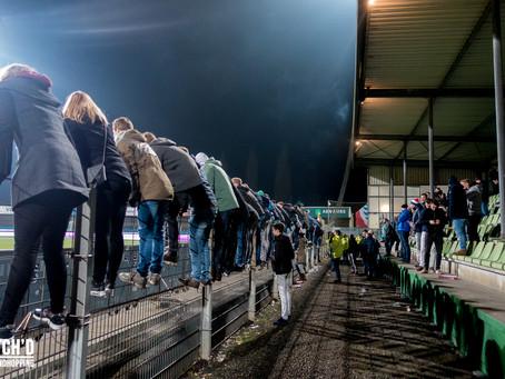 GROUND // Riwal Hoogwerkers Stadion - FC Dordrecht (Netherlands)