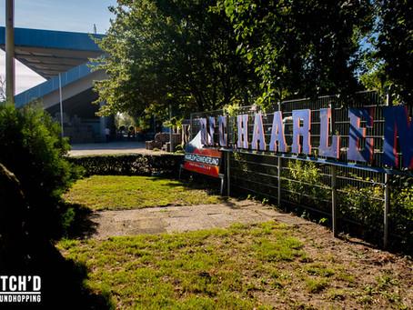 GROUND // Haarlem Stadion - Haarlem-Kennemerland FC (The Netherlands)