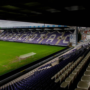 GROUND // Olympisch Stadion - KFCO Beerschot Wilrijk