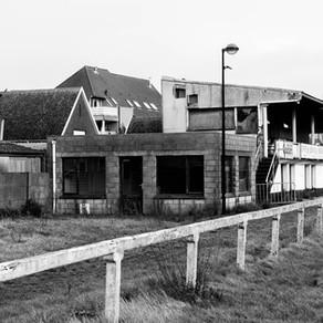 GROUND // Jules Soetestadion - K Daring Club Blankenberge (lost ground)