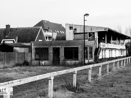 GROUND // Jules Soetestadion - K Daring Club Blankenberge (lost ground)
