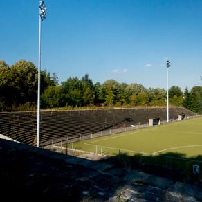 GROUND // Stadion Kaldeborn - Heerlen Sport (lost ground, Netherlands)