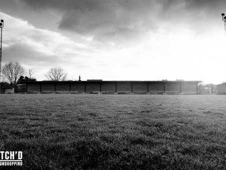 GROUND // Burgemeester Cloetensstadion - KVC Haacht B