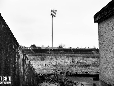 GROUND // Casement Park - Antrim GAA (lost ground, Northern Ireland)