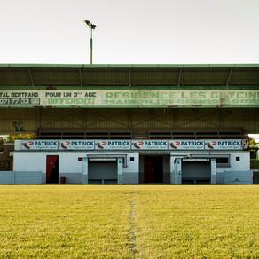 GROUND // Stade Communal - Royal Union Sambrevilloise