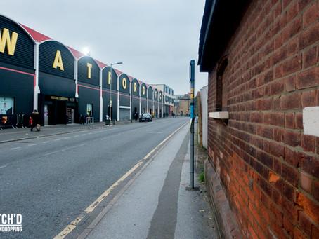 GROUND // Vicarage Road - Watford FC (England)