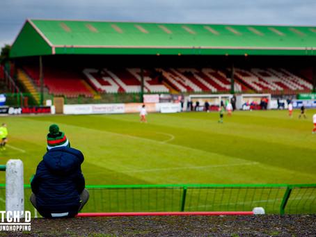 GROUND // The Oval - Glentoran FC (Northern Ireland)