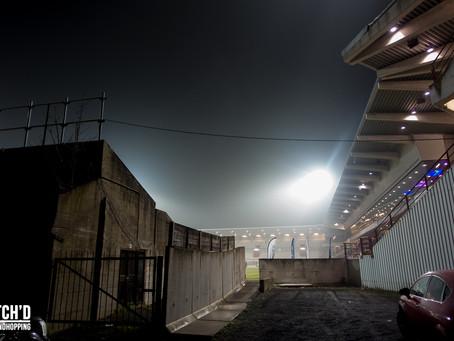 GROUND // Stade Charles Tondreau - Royal Albert Quévy-Mons