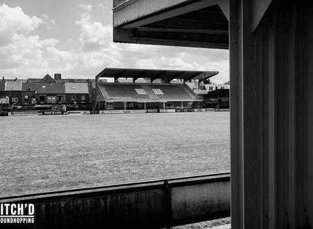 GROUND // Fernand Schuermanstadion - SC Lokeren-Temse B & SV Blauw Wit Temse
