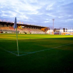 GROUND // Puyenbeke Stadion - Sportkring Belsele