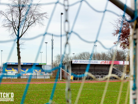 GROUND // Gemeentelijk Sportpark Hulst - HVV '24
