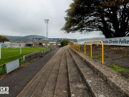 GROUND // Fullicks Stadium - Folkestone Invite FC (England)