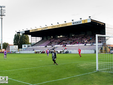 GROUND // Forestier Stadion - Sporting West Harelbeke