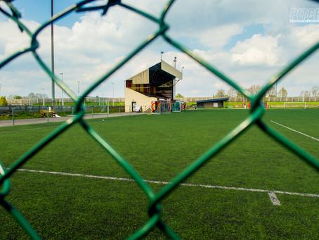 GROUND // Stade Alphonse Bardet - R Gosselies Sports