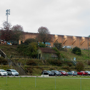 GROUND // Crabble Athletic Ground - Dover Athletic FC (England)