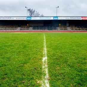 GROUND // Stade Gaston Reiff - RCS Brainois
