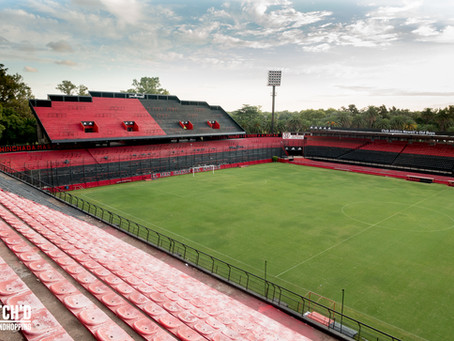 GROUND // Estadio Marcelo Bielsa - Club Atletico Newell's Old Boys (Argentina)