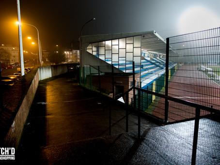 GROUND // Stade du Tivoli - UR La Louvière Centre