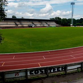GROUND // Stade Communal de Bielmont - RCS Verviétois
