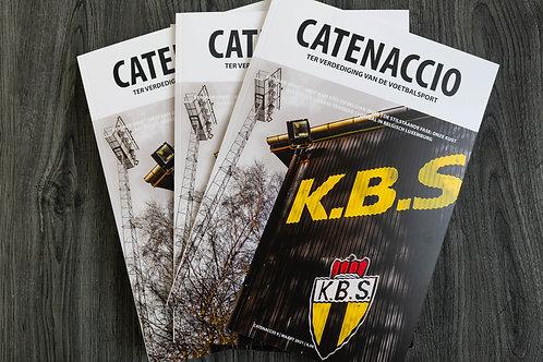 Catenaccio Magazine #9