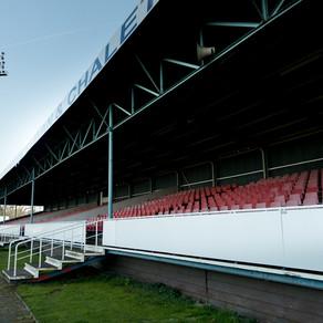 GROUND // Sportpark Harga - Schiedamse VV (demolished, Netherlands)